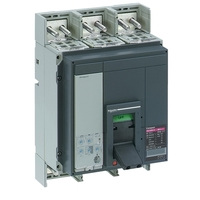 Силовой автомат Schneider Electric Compact NS 1600, Micrologic 5.0 A, 50кА, 3P, 1600А