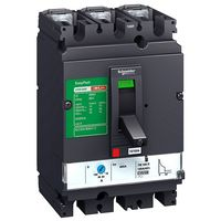 Силовой автомат Schneider Electric EasyPact CVS 160, TM-D, 25кА, 3P, 160А