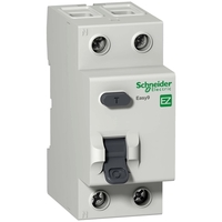 УЗО Schneider Electric Easy9 2P 25А 30мА (AC)