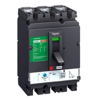 Силовой автомат Schneider Electric EasyPact CVS 100, TM-D, 25кА, 3P, 160А
