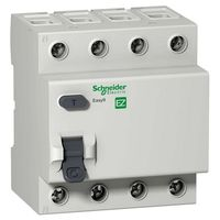 УЗО Schneider Electric Easy9 4P 40А 30мА (AC)
