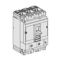 Силовой автомат Schneider Electric Compact NS, 36кА, 3P, 250А